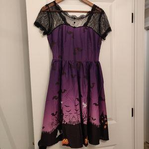 NWOT Fun Halloween Dress